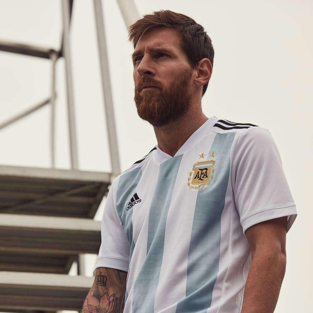 Argentina VM 2018 trøje