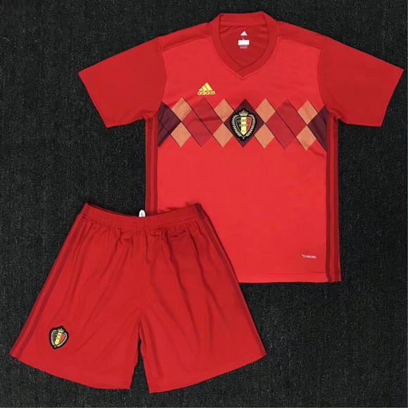 Belgien VM 2018 trøje