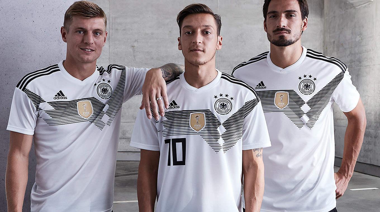Tyskland VM 2018 trøje